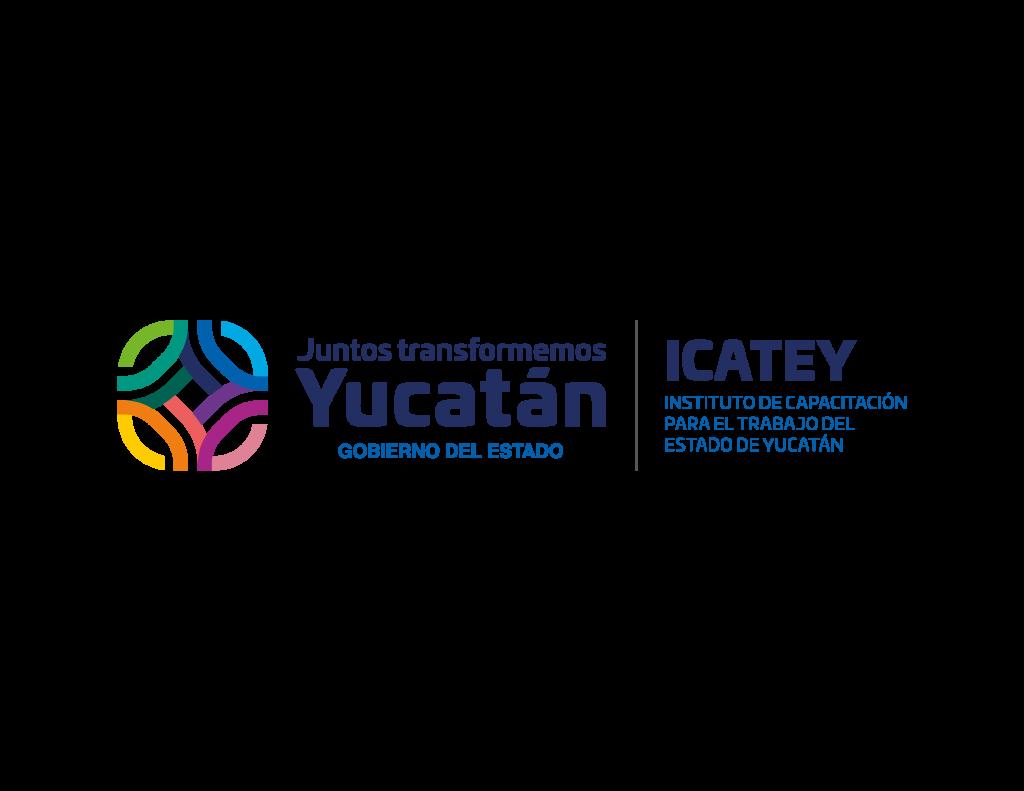 Logo Gobierno del Estado con ICATEY
